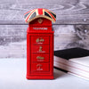 Vintage British Phonebooth Decorative Accent - Red