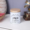 Vintage Coffee Storage Canister