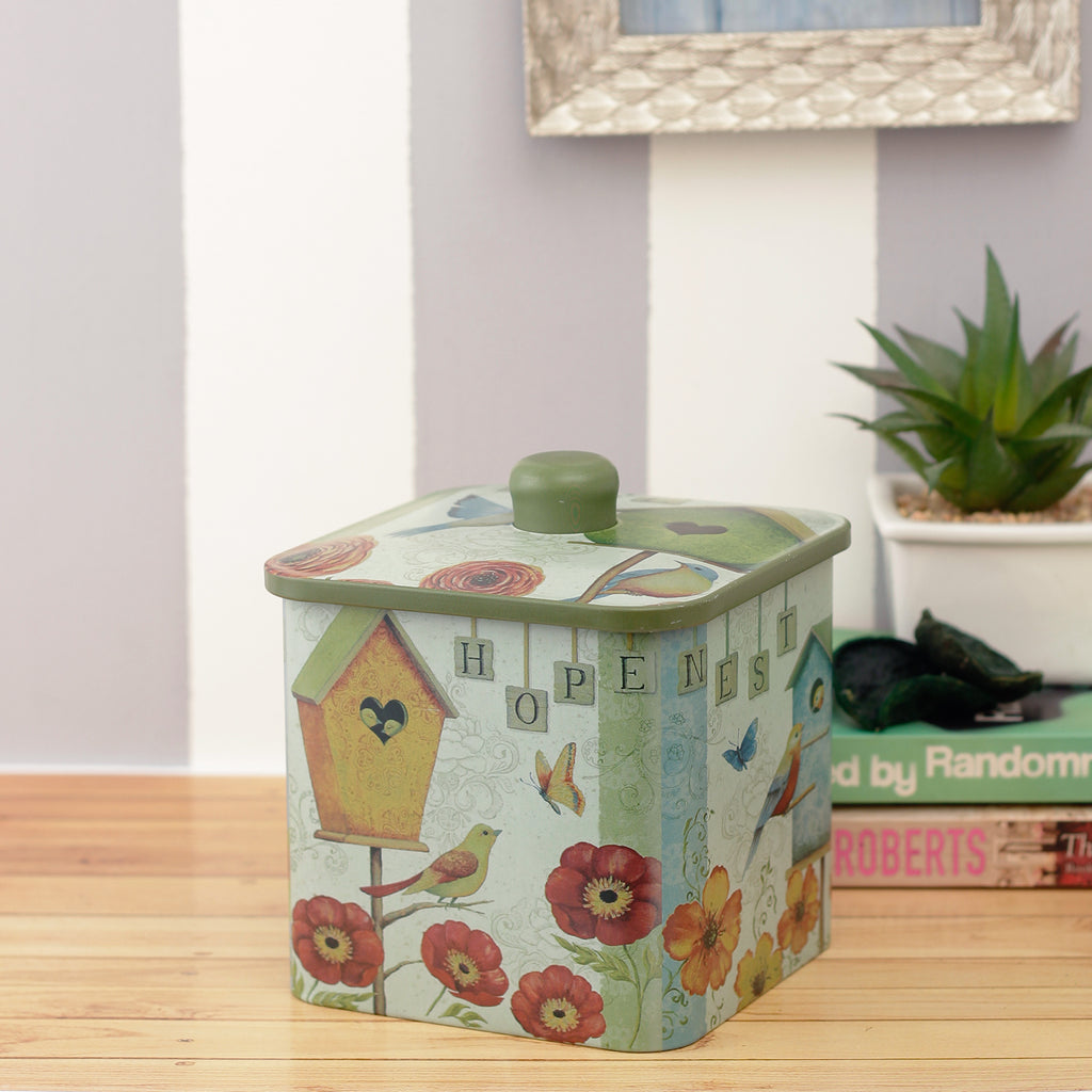 Birds Nest Decorative Storage Box