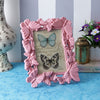 Butterfly Photo Frame - Pink