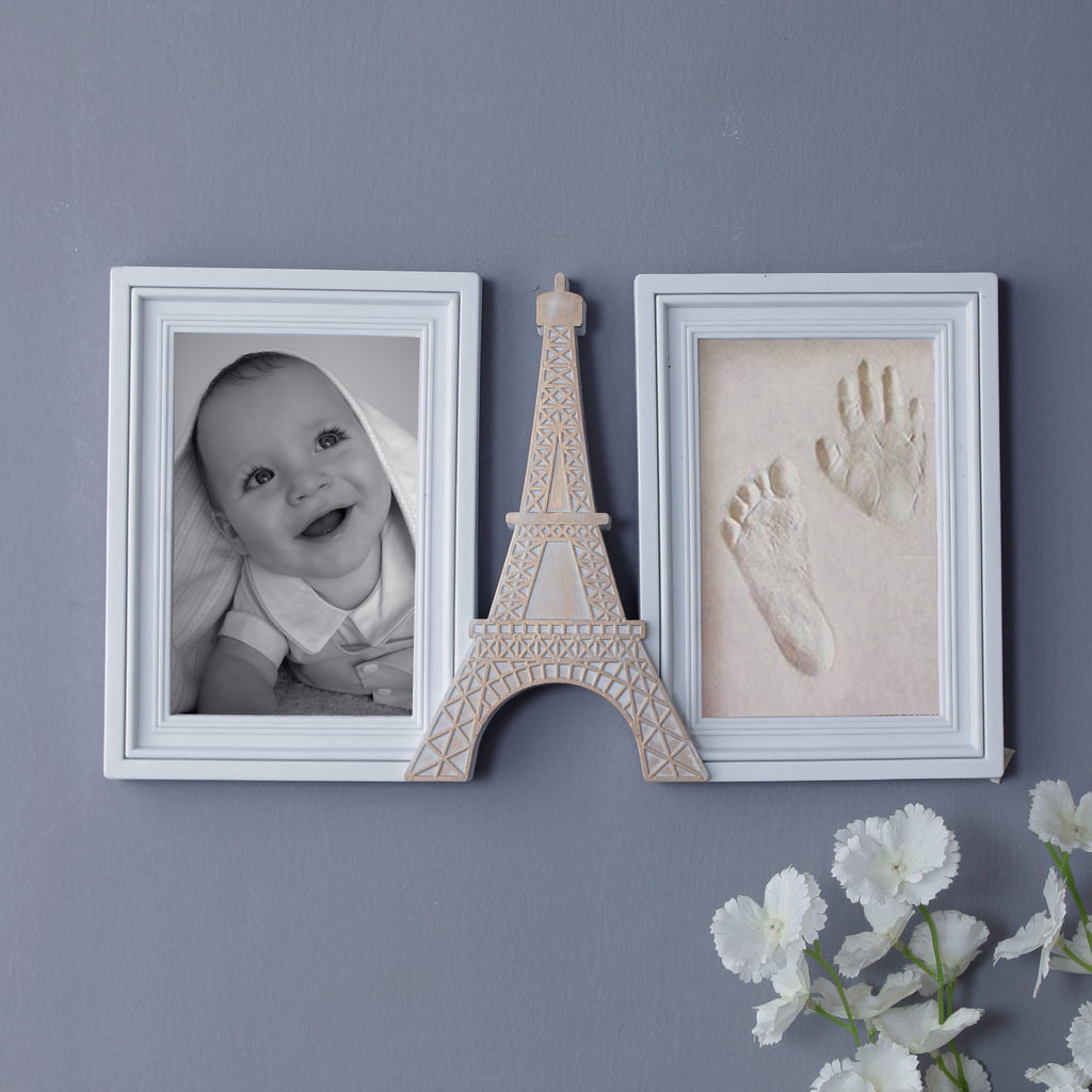 Eiffel Tower 2-Picture Photo Frame
