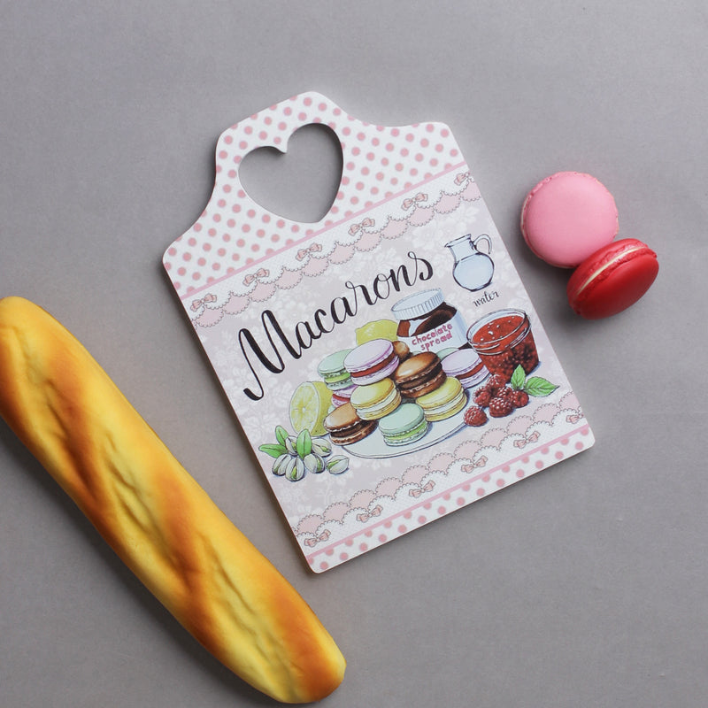Macaroons Chopping/Cutting/Serving Board