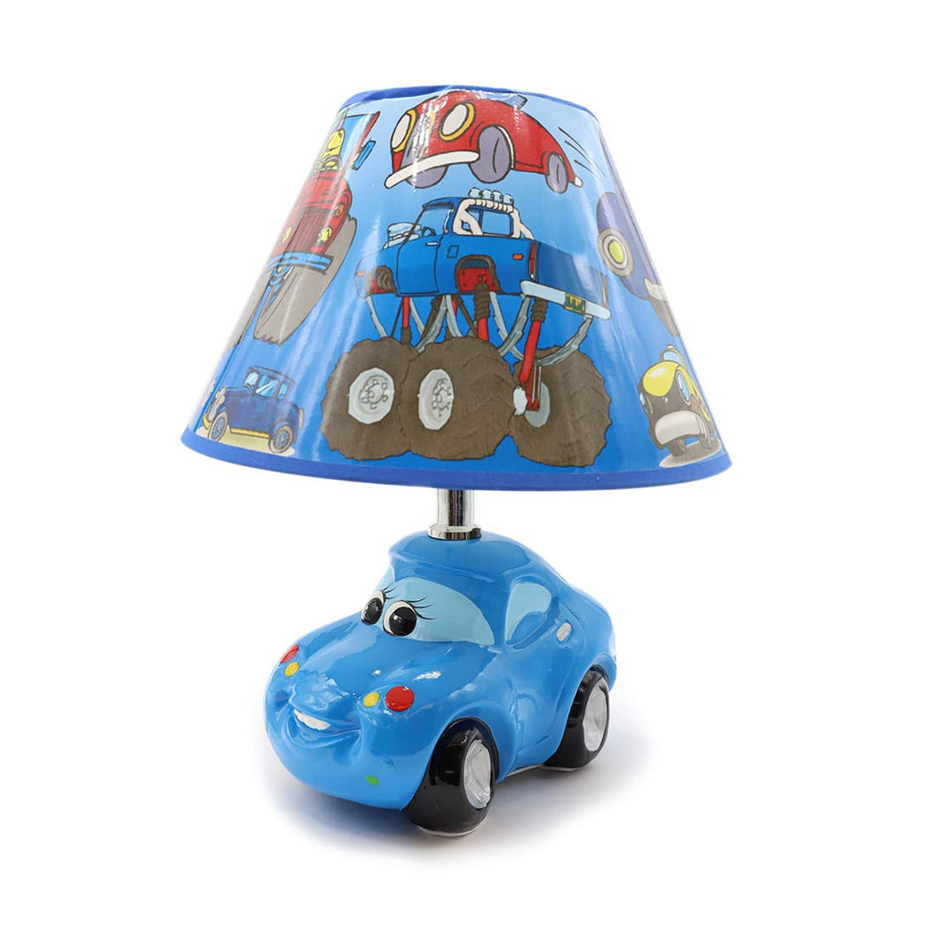 Blue Car Lamp