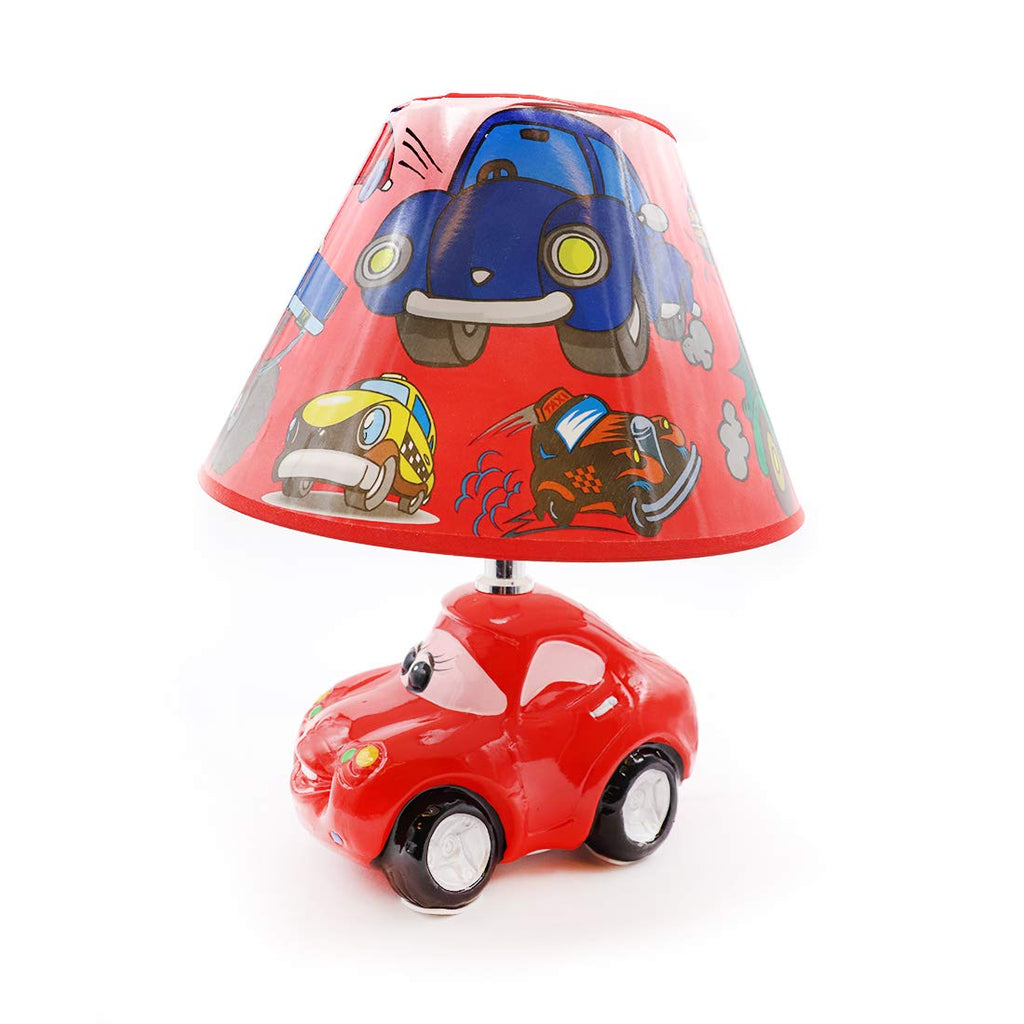 Red car lamp