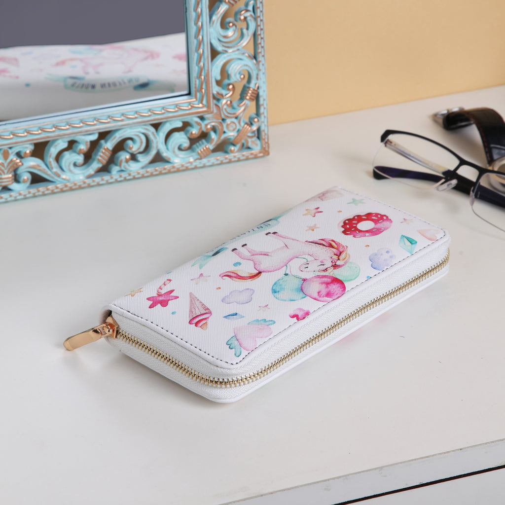 Unicorn Birthday wallet