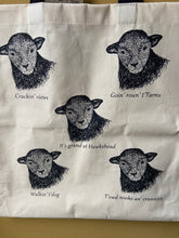 Load image into Gallery viewer, Enigmatic Herdwick Tote bag