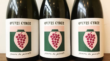 Cider of the Week 19/3/19 - Tillingham Peaux de Pinot Qvevri Cyder