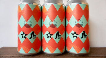 Beer of the Week 9/4/19 - Cloudwater x Notch A New Chapter IPL