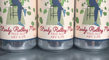 Beer of the week 2/4/18 - Deya Steady Rolling Man
