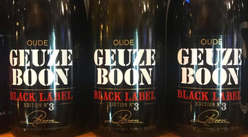 Beer of the Week 6/3/19 - Boon Black Label