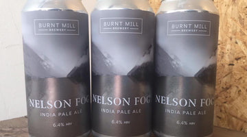 Beer Of The Week 21/05/19 - Burnt Mill Nelson Fog