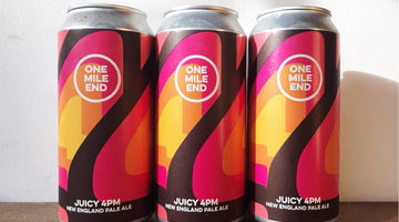 Beer of the Week 11/6/19 - One Mile End Juicy 4PM