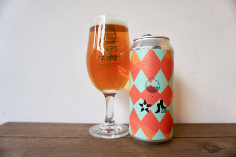 Cloudwater x Notch A New Chapter India Pale Lager