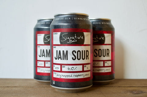Signature Brew Jam Sour