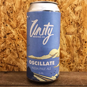 Unity Oscilate IPA 6% (440ml)