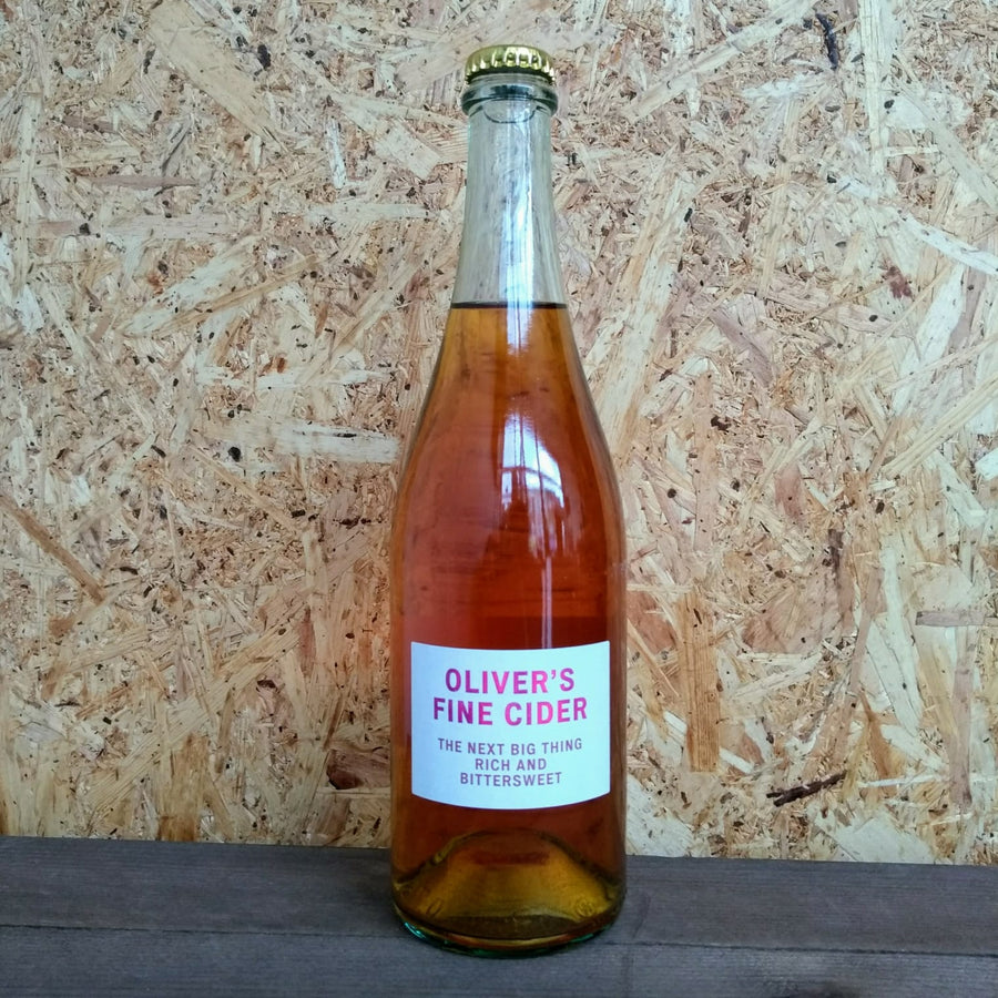 Oliver's The Next Big Thing Fine Cider 5% (750ml)