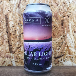 Burnt Mill x Furst Wiacek Solar Light DIPA 8.2% (440ml)