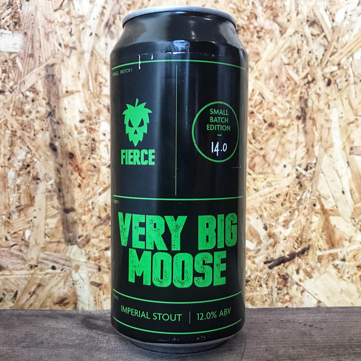 Fierce Beer Very Big Moose 12% (440ml)
