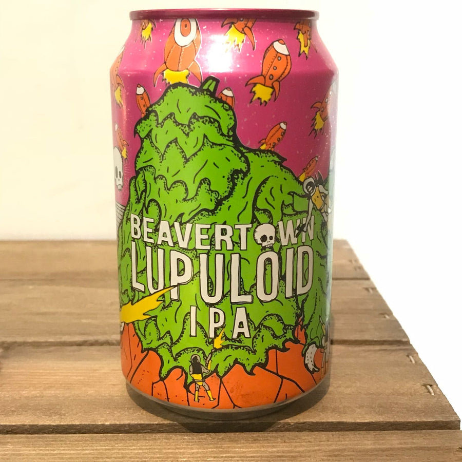 Beavertown Lupuloid IPA 6.7% (330ml)