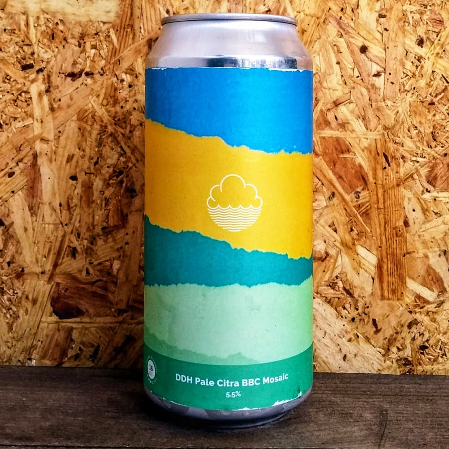 Cloudwater DDH Pale Citra BBC 5.5% (440ml)