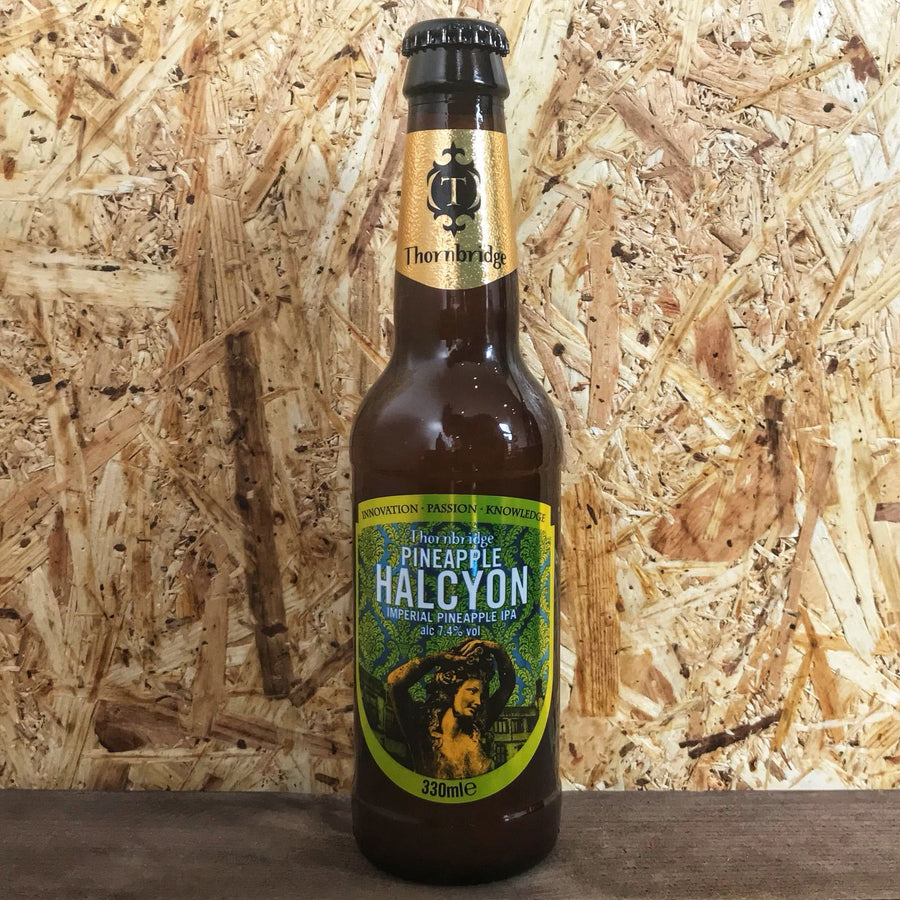 Thornbridge Pineapple Halcyon 7.4% (330ml)