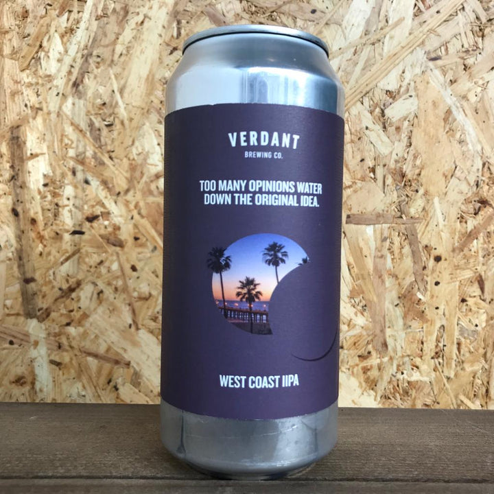 Verdant Too Many Opinions Water Down The Original Idea 9.2% (440ml)