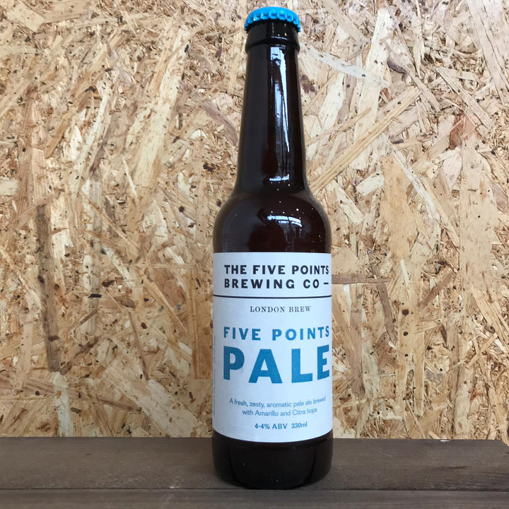 Five Points Pale Ale 4.4% (330ml)