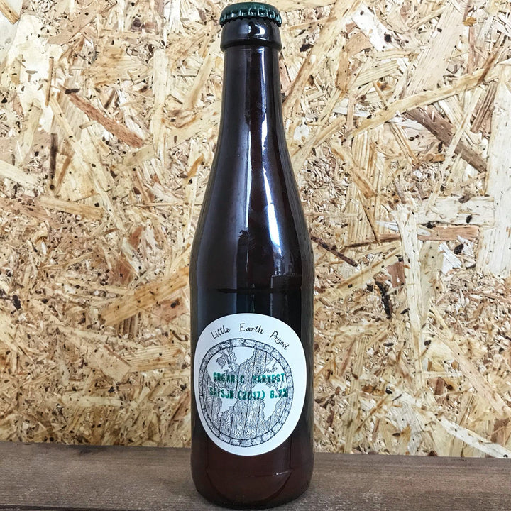 Little Earth Project Organic Havest Saison (2017) 6.7% (330ml)