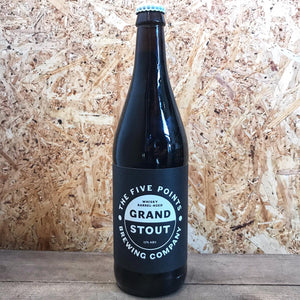 Five Points Barrel Aged Grand Stout 12% (660ml)