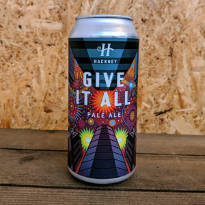 Hackney Give It All Pale Ale 4.5% (440ml)