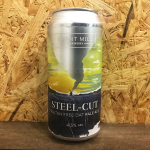 Burnt Mill Steel-Cut 4.5% (440ml)