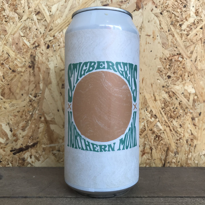 Stigbergets x Northern Monk DIPA 8% (440ml)