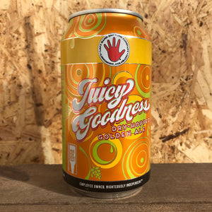 Left Hand Juicy Goodness 5.5% (355ml)