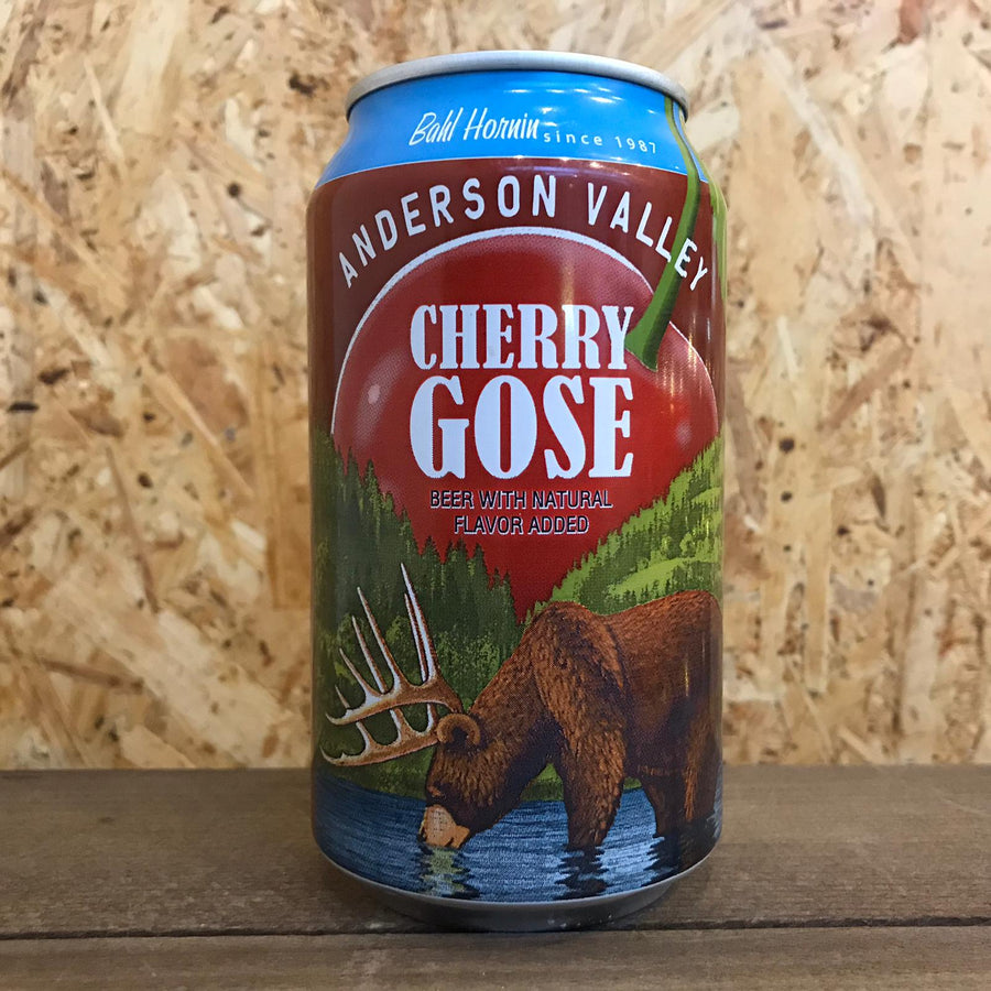 Anderson Valley Cherry Gose 4.2% (355ml)