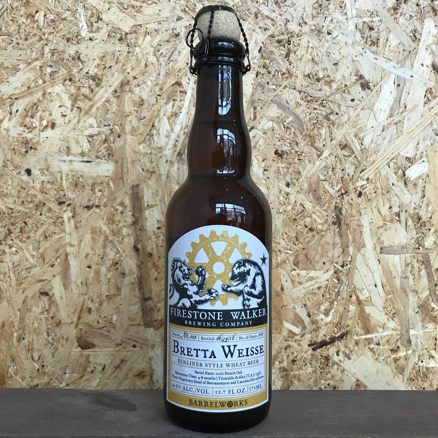 Firestone Walker Bretta Weisse 4.9% (355ml)