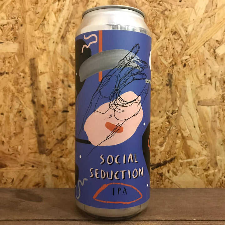 Affinity Social Seduction IPA 6% (500ml)