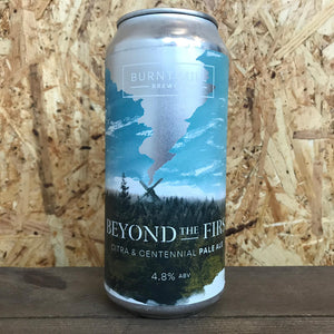 Burnt Mill Beyond the Firs Gluten Free Pale Ale 4.8% (440ml)