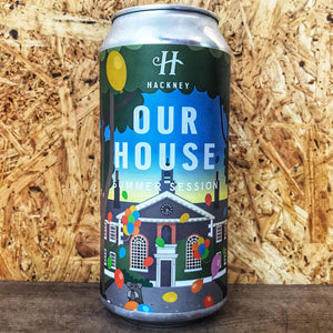 Hackney Our House 3.5% (440ml)