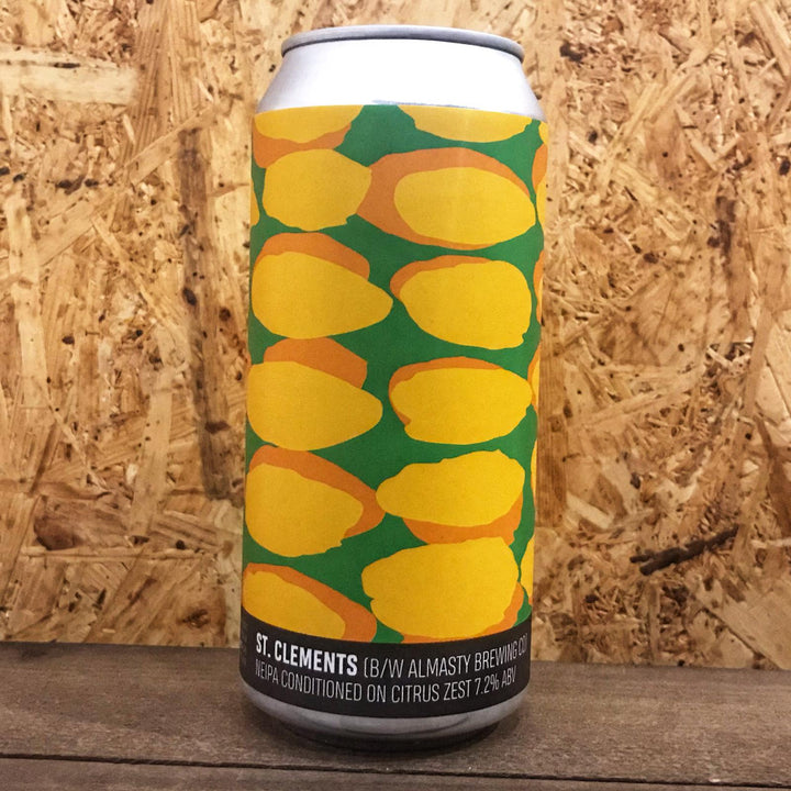 Howling Hops x Almasty St Clements NEIPA 7.2% (440ml)