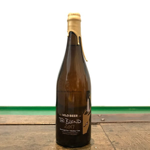 Wild Beer Co 2017 Blend 4.9% (750ml)