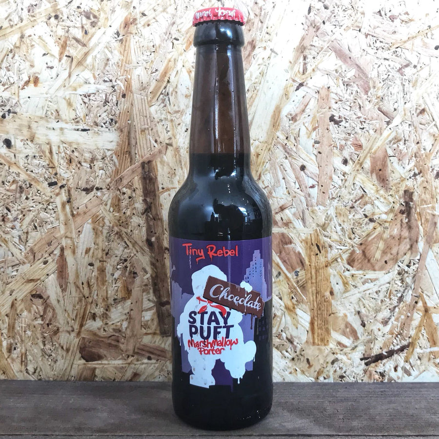 Tiny Rebel Chocolate Stay Puft 5.2% (330ml)