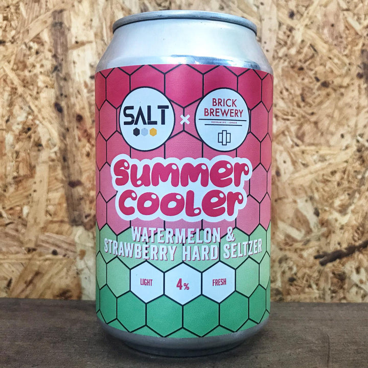 Salt x Brick Summer Cooler 4% (330ml)