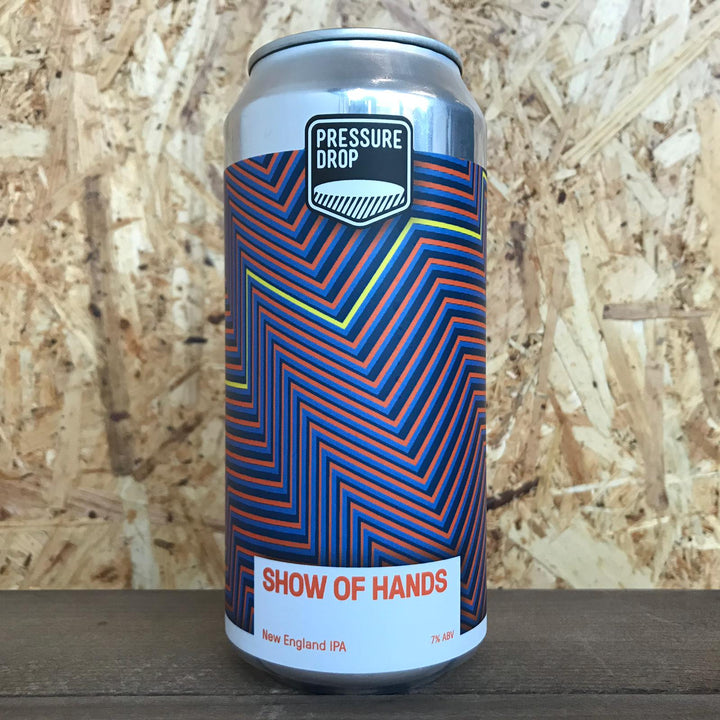 Pressure Drop Show of Hands New England IPA 7% (440ml)