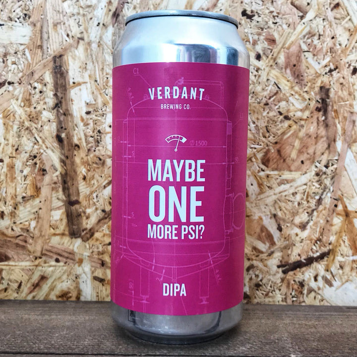Verdant Maybe One More PSI DIPA 8% (440ml)