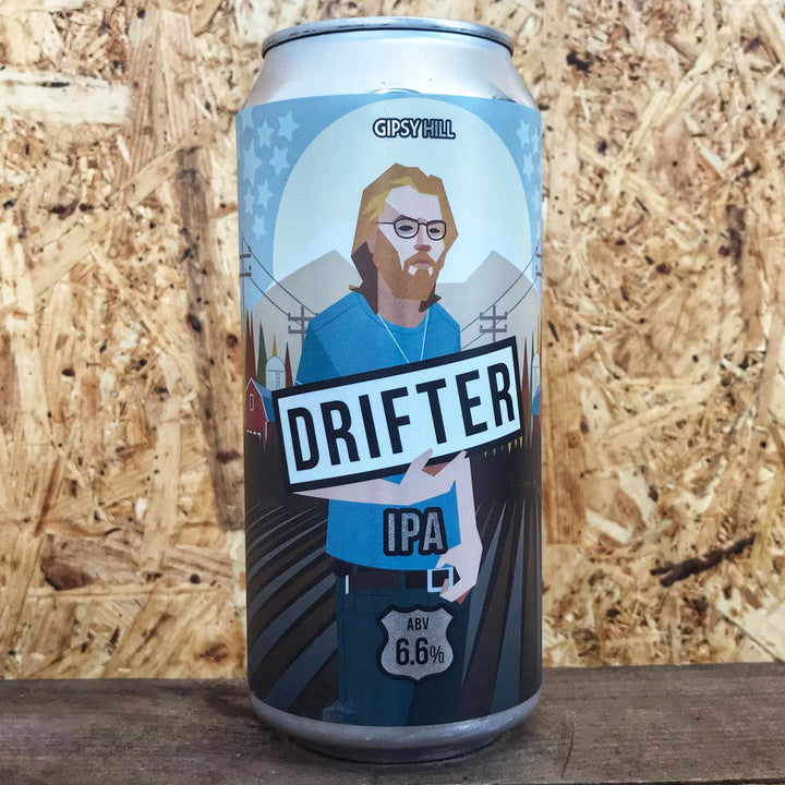 Gipsy Hill Drifter NEIPA 6.6% (440ml)