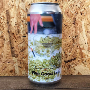 Cloudwater Five Good Lots IPA 6.5% (440ml)