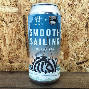 Hackney x Pressure Drop Smooth Sailing 7% (440ml)