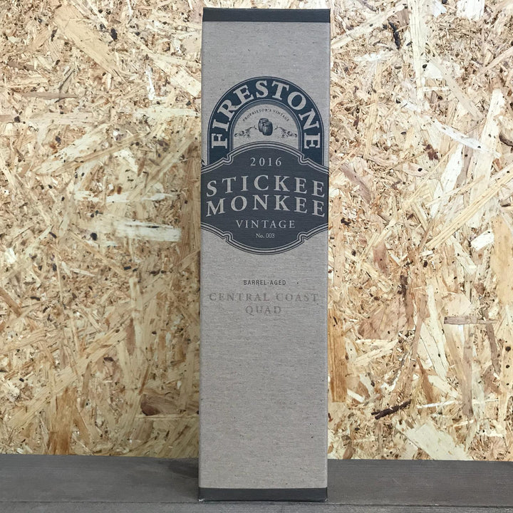 Firestone Walker Stickee Monkee 2016 Quad 11.6% (650ml)