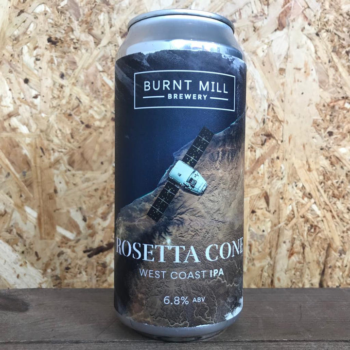 Burnt Mill Rosetta Cone 6.8% (440ml)