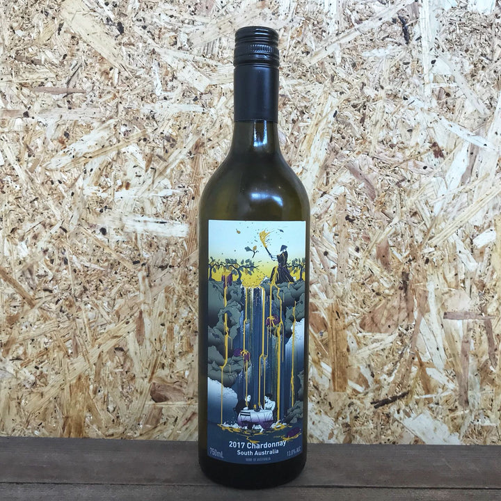 Free Run Juice 2016 Samurai Chardonnay 13% (750ml)